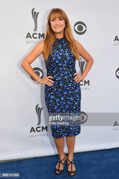 Actress Jane Seymour attends the 11th Annual ACM Honors at the Ryman Auditorium on August 23 2017 in Nashville Tennessee