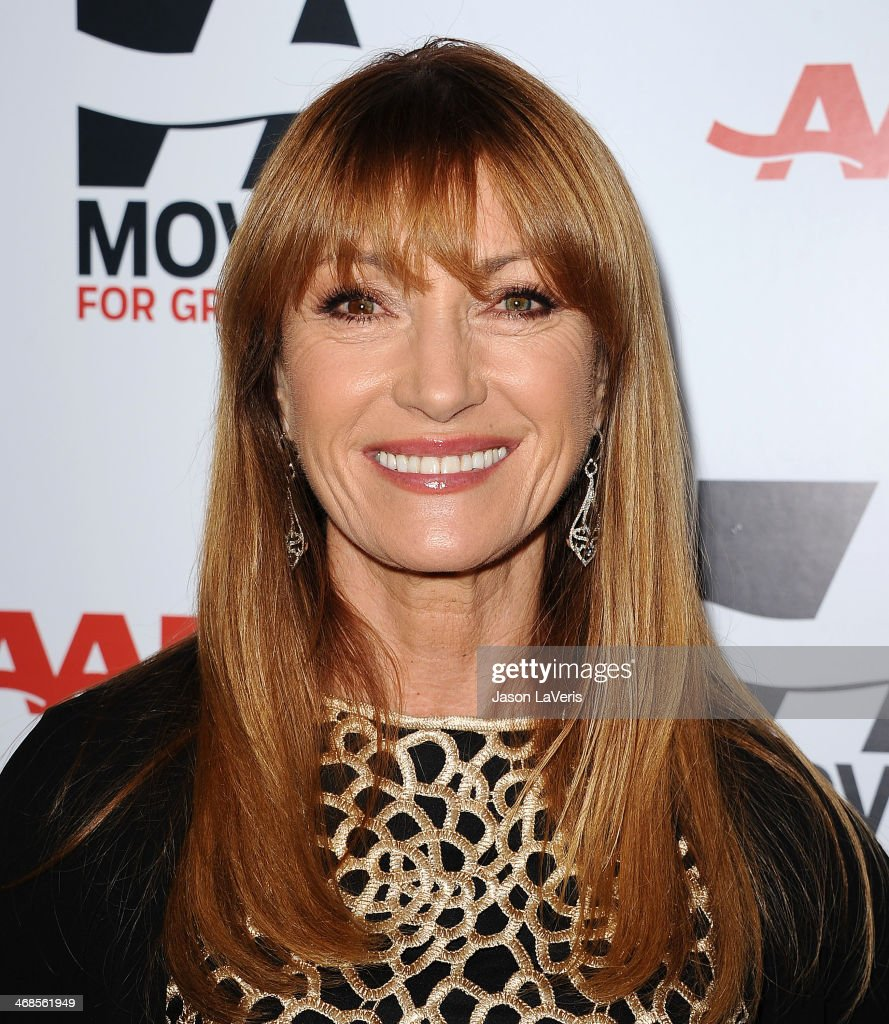 Actress Jane Seymour attends the 13th annual AARP's Movies For Grownups Awards gala at Regent Beverly Wilshire Hotel on February 10, 2014 in Beverly Hills, California.