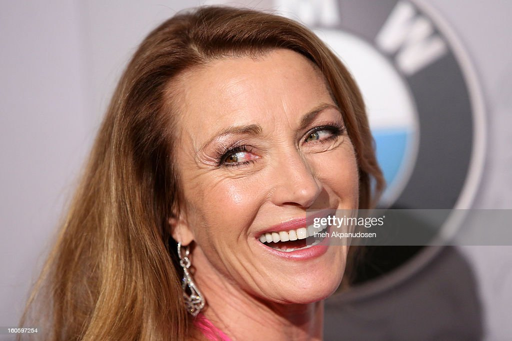 Actress Jane Seymour attends the 17th Annual Art Directors Guild Awards For Excellence In Production Design at The Beverly Hilton Hotel on February 2, 2013 in Beverly Hills, California.