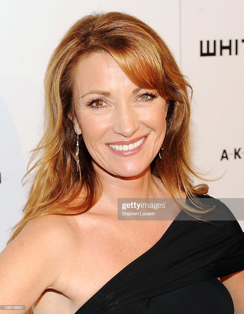 Actress Jane Seymour attends the 2010 Whitney Gala and Studio Party at The Whitney Museum of American Art on October 26, 2010 in New York City.