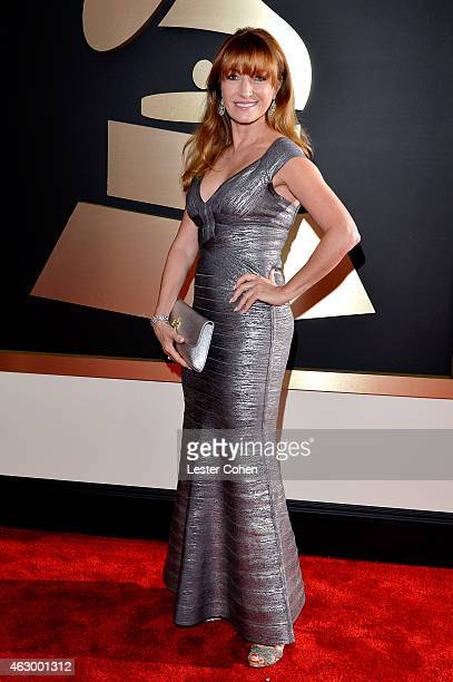 Actress Jane Seymour attends The 57th Annual GRAMMY Awards at the STAPLES Center on February 8 2015 in Los Angeles California