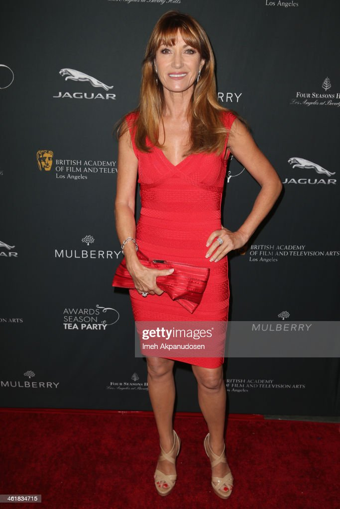Actress Jane Seymour attends the BAFTA LA 2014 Awards Season Tea Party at the Four Seasons Hotel Los Angeles at Beverly Hills on January 11, 2014 in Beverly Hills, California.