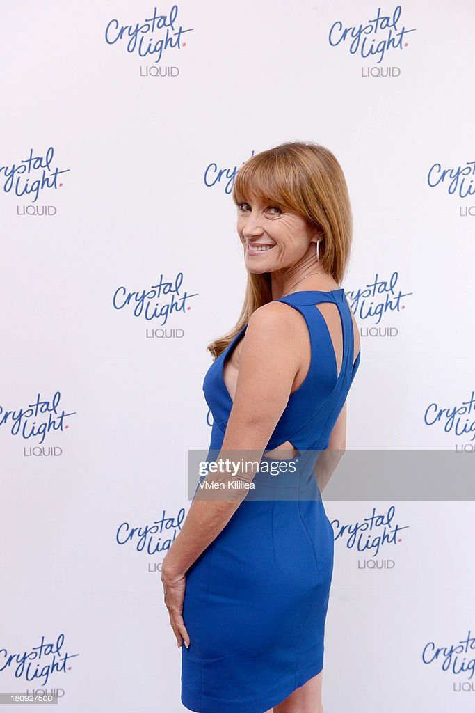 Actress Jane Seymour attends the Entertainment Tonight And Crystal Light Pre-Emmy Party at SLS Hotel on September 17, 2013 in Beverly Hills, California.