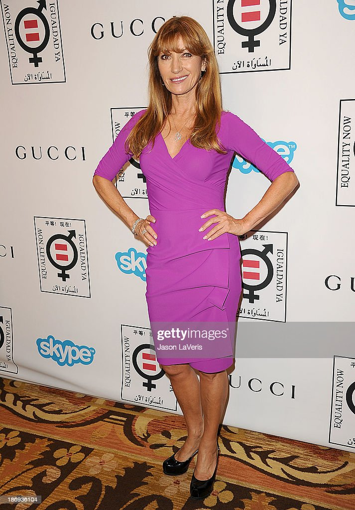 Actress Jane Seymour attends the 'Make Equality Reality' event at Montage Beverly Hills on November 4, 2013 in Beverly Hills, California.