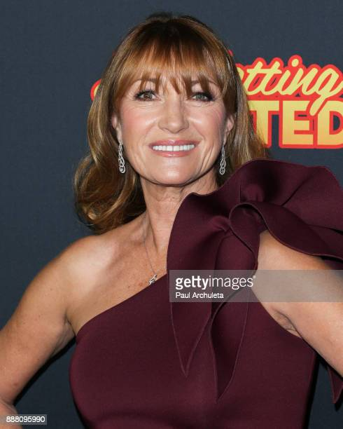 Actress Jane Seymour attends the premiere of 'Just Getting Started' at The ArcLight Hollywood on December 7 2017 in Hollywood California
