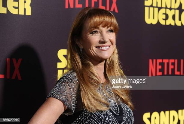 Actress Jane Seymour attends the premiere of 'Sandy Wexler' at ArcLight Cinemas Cinerama Dome on April 6 2017 in Hollywood California