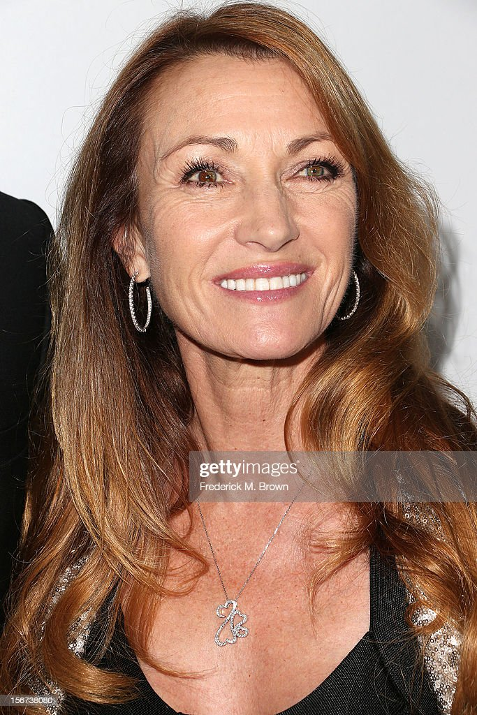 Actress Jane Seymour attends the Screening Of The Weinstein Company's 'Silver Linings Playbook' at The Academy of Motion Pictures Arts and Sciences on November 19, 2012 in Beverly Hills, California.