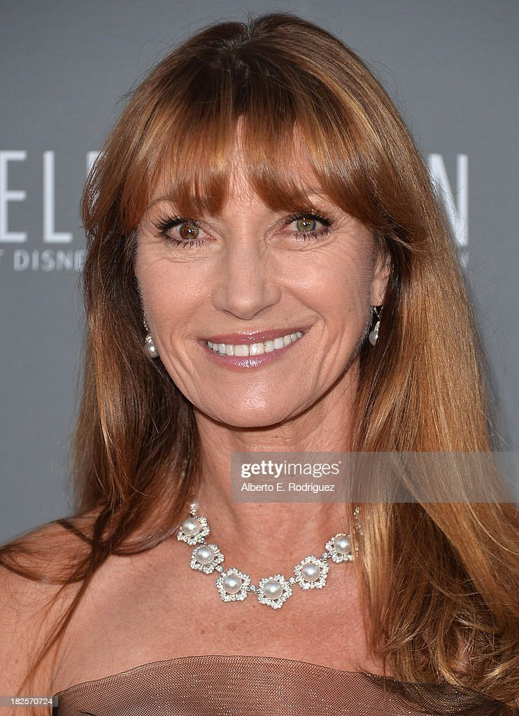 Actress Jane Seymour attends the Walt Disney Concet Hall's 10th Anniversary Gala at the Walt Disney Concert Hall on September 30, 2013 in Los Angeles, California.