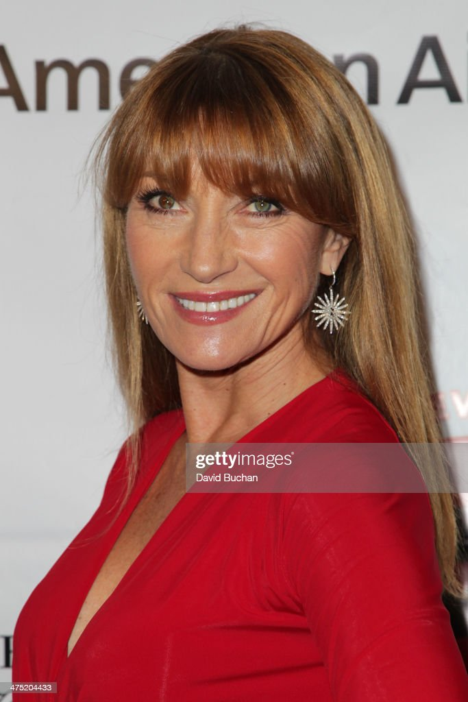 Actress Jane Seymour attends TheWrap's 5th Annual Oscar Party at Culina Restaurant at the Four Seasons Los Angeles on February 26, 2014 in Beverly Hills, California.