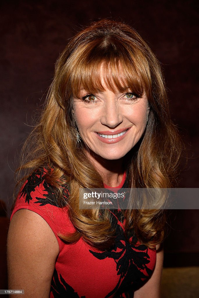 Actress Jane Seymour attends TheWrap's Indie Series Screening of 'Austenland' at the Landmark Theater on August 6, 2013 in Los Angeles, California.