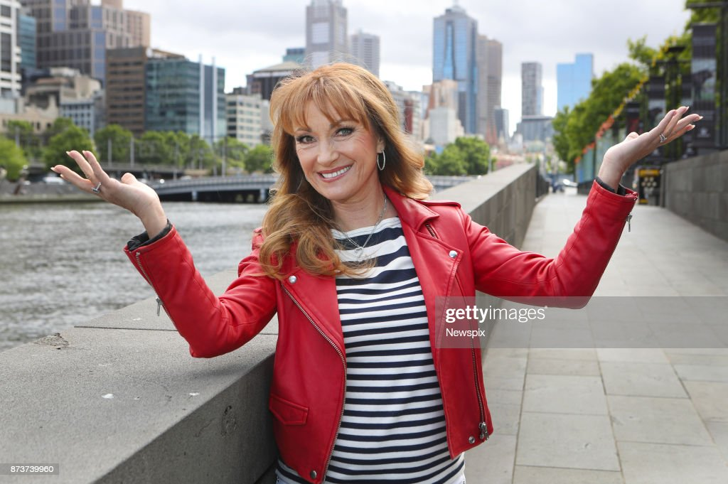 Jane Seymour Melbourne Portrait Shoot