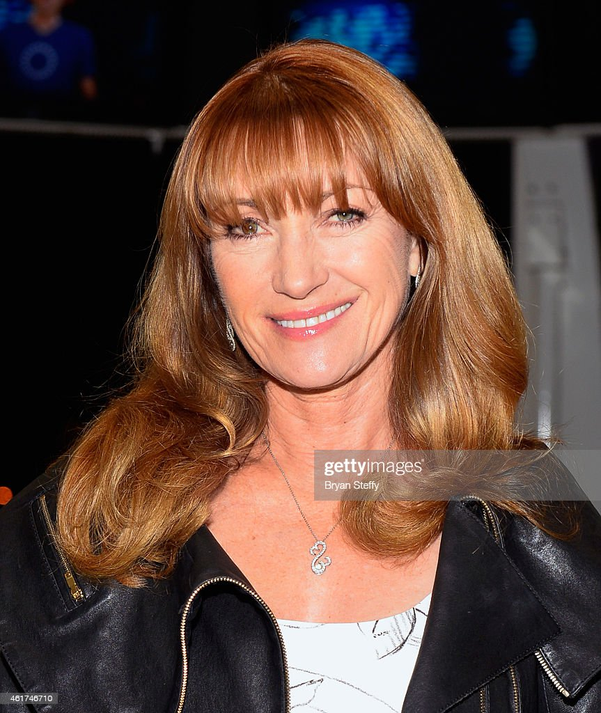 Actress <a gi-track='captionPersonalityLinkClicked' href=/galleries/search?phrase=Jane+Seymour+-+Actress&family=editorial&specificpeople=203060 ng-click='$event.stopPropagation()'>Jane Seymour</a> rides the world's tallest obeservation wheel, The High Roller at The LINQ on January 18, 2015 in Las Vegas, Nevada.
