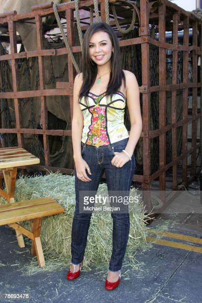 Actress Janel Parrish inside the 2007 Power of Youth Benefiting St Jude and Presented by Tiger Electronics at the Globe Theater in Universal City...