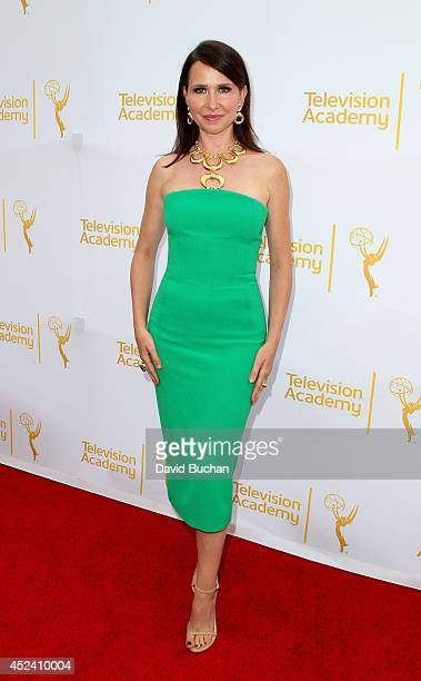 Actress Janie Bryant at The Television Academy's Costume Design and Supervision Peer Group Executive Committee hosts costume design Emmy nominee...