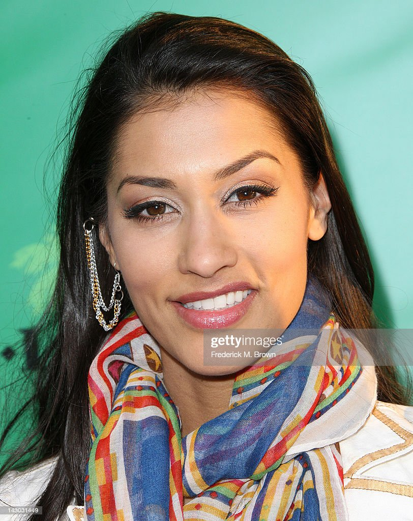 Actress Janina Gavankar attends the Premiere of Magnolia Pictures' 'Marley' at the ArcLight Hollywood on April 17, 2012 in Hollywood, California.
