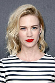 Actress January Jones attends the 2nd annual Rebel With a Cause Gala held at the Paramount Studios on March 20 2014 in Hollywood California