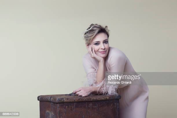 Actress Jasmine Trinca is photographed for Self Assignment on May 01 2017 in Rome Italy
