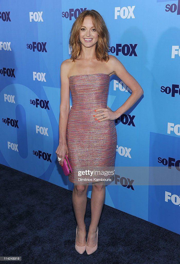 Actress Jayma Mzys attends the 2011 Fox Upfront at Wollman Rink - Central Park on May 16, 2011 in New York City.