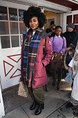 UT: Canada Goose Street Style At Sundance Film Festival 2020