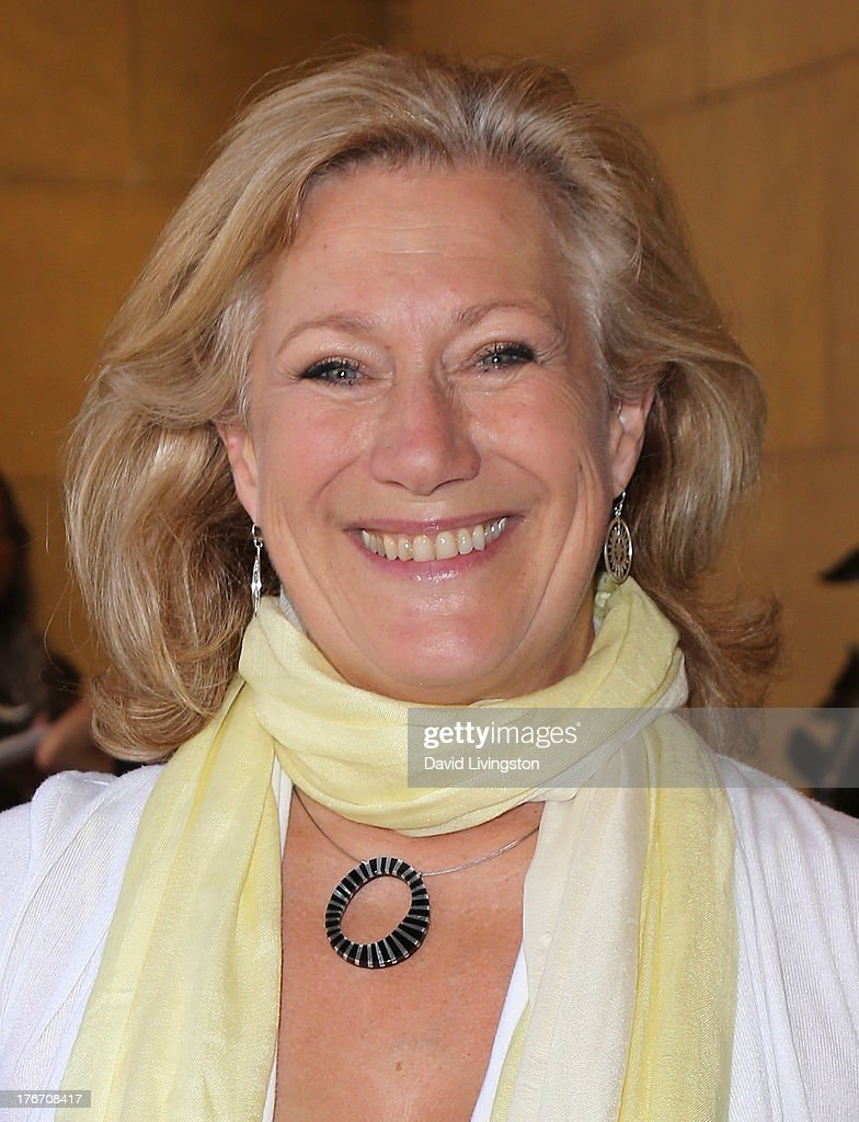 Actress <a gi-track='captionPersonalityLinkClicked' href=/galleries/search?phrase=Jayne+Atkinson&family=editorial&specificpeople=2346441 ng-click='$event.stopPropagation()'>Jayne Atkinson</a> attends the 'Free Willy' 20th Anniversary Celebration at the Egyptian Theatre on August 17, 2013 in Hollywood, California.