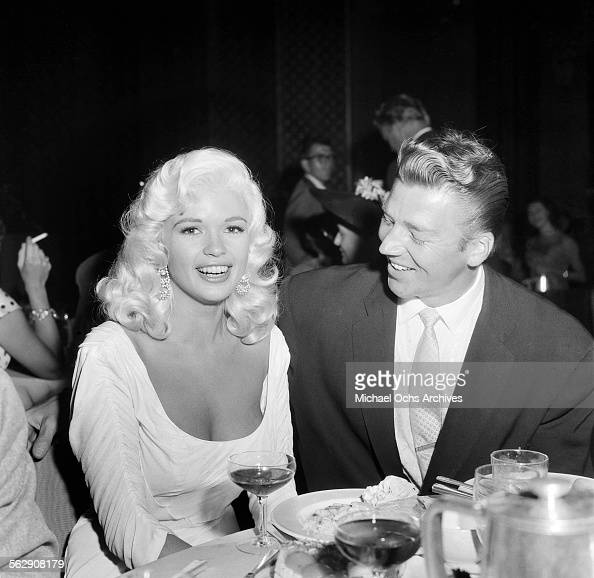 Jayne mansfield and mickey hargitay pictures getty images for Jayne mansfield and mickey hargitay
