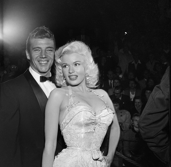 Mickey hargitay stock photos and pictures getty images for Jayne mansfield and mickey hargitay