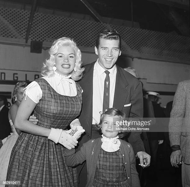 Jayne mansfield pictures and photos getty images for Jayne mansfield and mickey hargitay