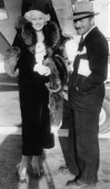Actress Jean Harlow and husband Harold G Rosson Hollywood Photograph Schauspielerin Jean Harlow und Ehemann Harold G Rosson Hollywood 2791933...