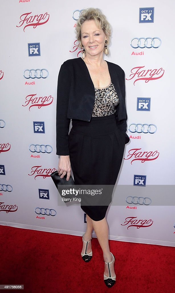Actress Jean Smart arrives at the Premiere Of FX's 'Fargo' Season 2 at ArcLight Cinemas on October 7 2015 in Hollywood California
