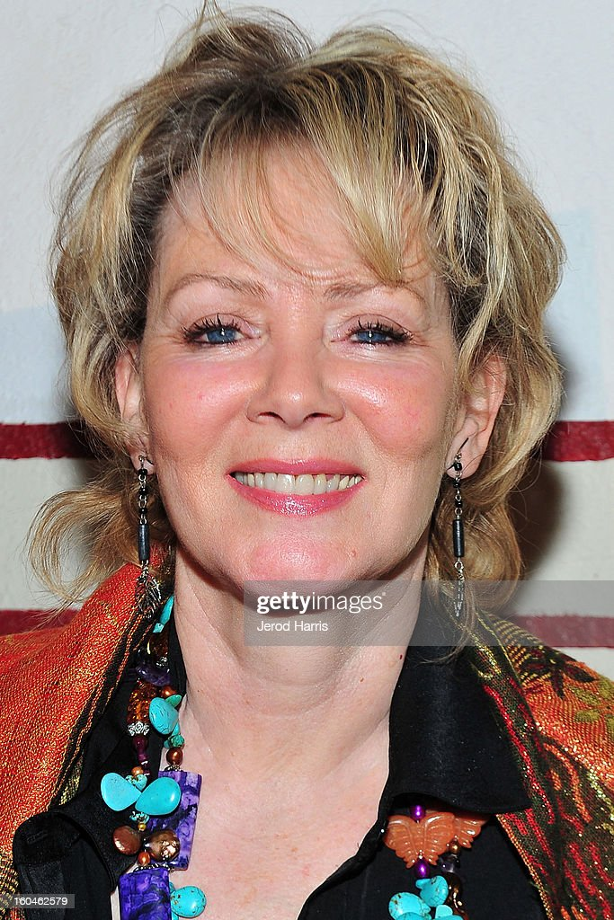 Actress Jean Smart arrives at the premiere of 'Kumpania: Flemenco Los Angeles' at El Cid on January 31, 2013 in Los Angeles, California.