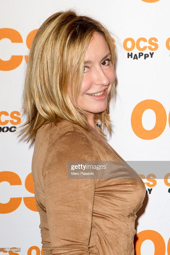 Actress Jeanne Savary attends the 'QI' Premiere at Forum Des Images on April 4, 2013 in Paris, France.