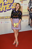 Actress Jella Haase attends the 'Fack ju Goehte 2' Munich Premiere at Mathaeser Filmpalast on September 7 2015 in Munich Germany