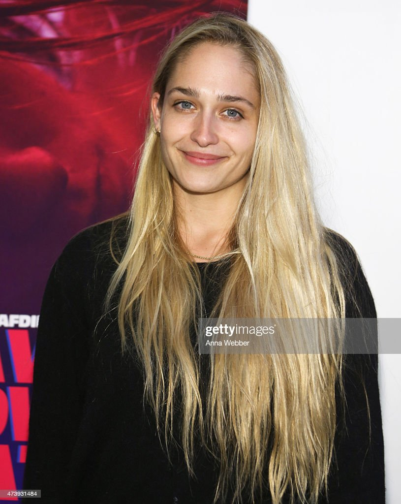 Actress Jemima Kirke arrives to the 'Heaven Knows What' New York Premiere at the Celeste Bartos Theater at the Museum of Modern Art on May 18, 2015 in New York City.