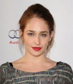Actress Jemima Kirke attends an evening with 'Girls' at Leonard H Goldenson Theatre on March 13 2014 in North Hollywood California