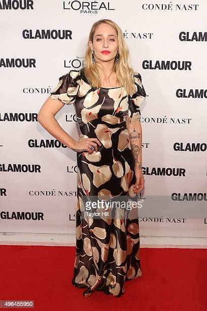 Actress Jemima Kirke attends Glamour's 25th Anniversary Women Of The Year Awards at Carnegie Hall on November 9 2015 in New York City