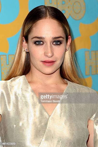 Actress Jemima Kirke attends the HBO'S Post Golden Globe Party held at The Beverly Hilton Hotel on January 11 2015 in Beverly Hills California