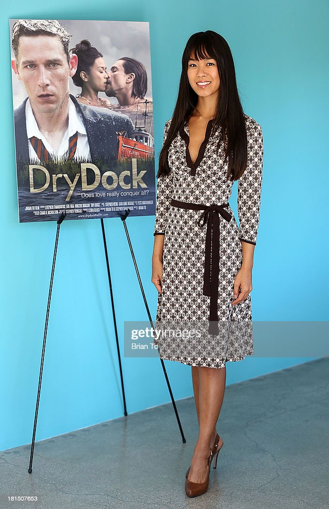 The Palm Springs Gay And Lesbian Film Festival Premiere Of 'Dry Dock' at Camelot Theatres on September 21, 2013 in Palm Springs, California.