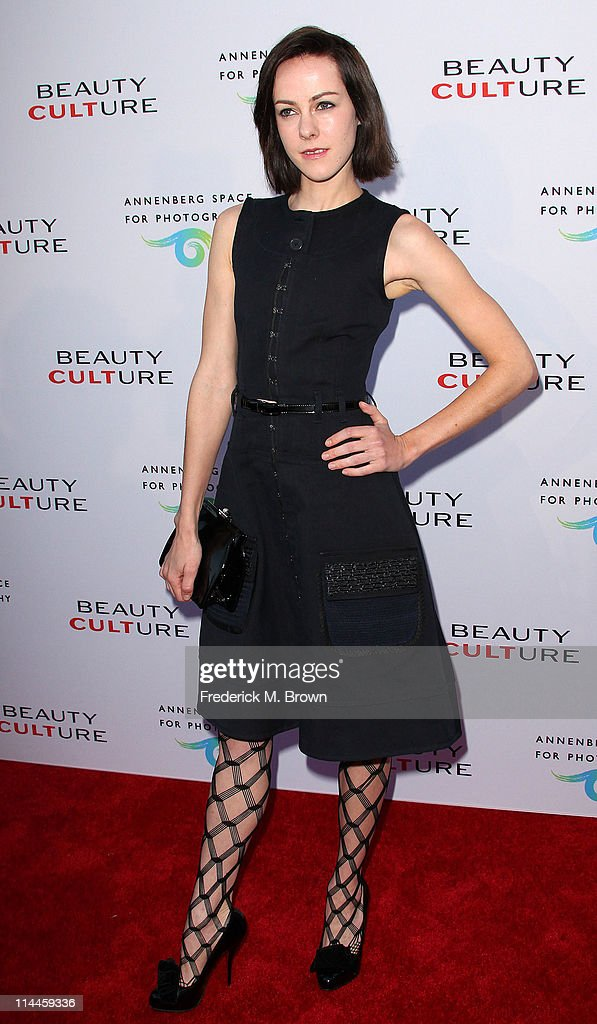 Actress Jena Malone attends the Opening Night of 'Beauty Culture' at The Annenberg Space For Photography on May 19, 2011 in Century City, California.