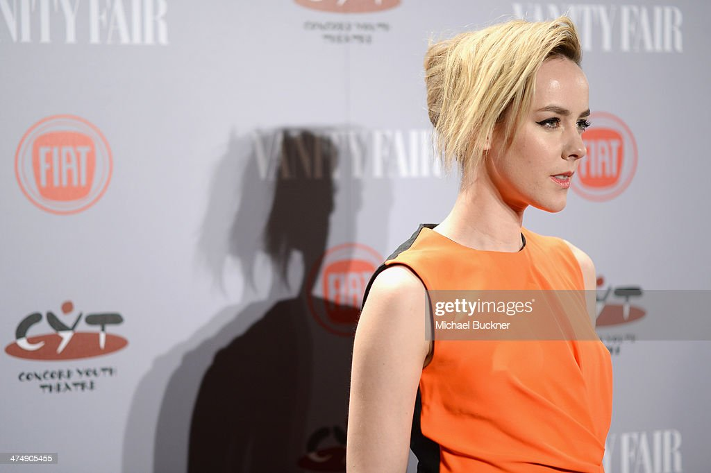 Actress Jena Malone attends Vanity Fair and FIAT celebration of 'Young Hollywood' during Vanity Fair Campaign Hollywood at No Vacancy on February 25, 2014 in Los Angeles, California.