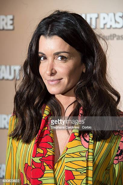 Actress Jenifer Bartoli attends the 'Faut Pas Lui Dire' Premiere at UGC Cine Cite Bercy on January 2 2017 in Paris France
