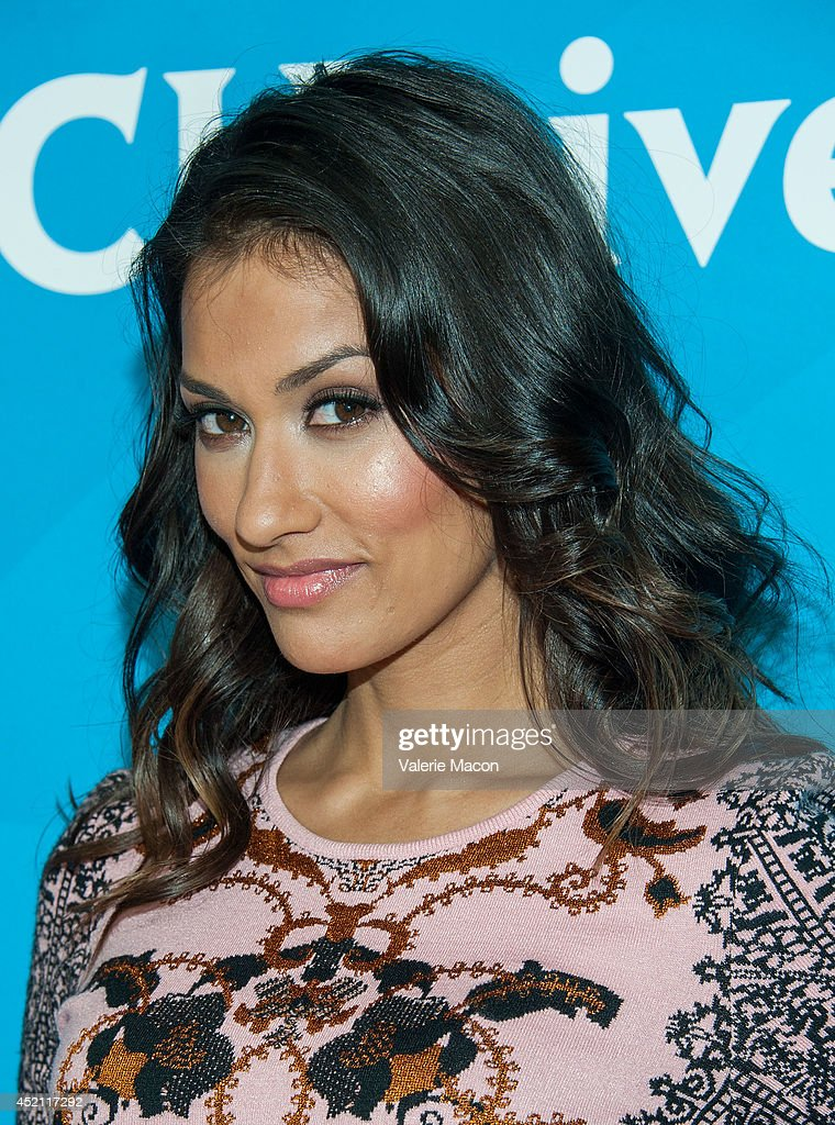 Actress Jenina Gavankar attends NBCUniversal's 2014 Summer TCA Tour - Day 1 at The Beverly Hilton Hotel on July 13, 2014 in Beverly Hills, California.