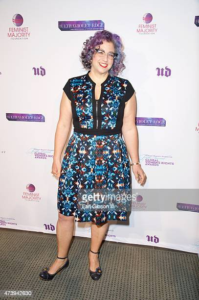 Actress Jenji Kohan attends the 10th Annual Global Women's Rights Awards at Pacific Design Center on May 18 2015 in West Hollywood California