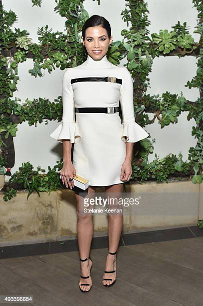 Actress Jenna Dewan attends the 22nd Annual ELLE Women in Hollywood Awards presented by Calvin Klein Collection L'Oréal Paris and David Yurman at the...