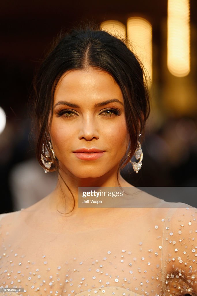 Actress Jenna Dewan attends the 86th Oscars held at Hollywood & Highland Center on March 2, 2014 in Hollywood, California.