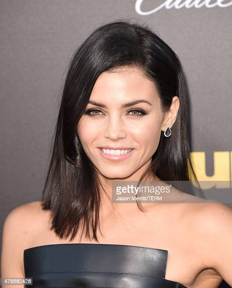 Actress Jenna Dewan attends the premiere of Warner Bros Pictures' 'Entourage' at Regency Village Theatre on June 1 2015 in Westwood California