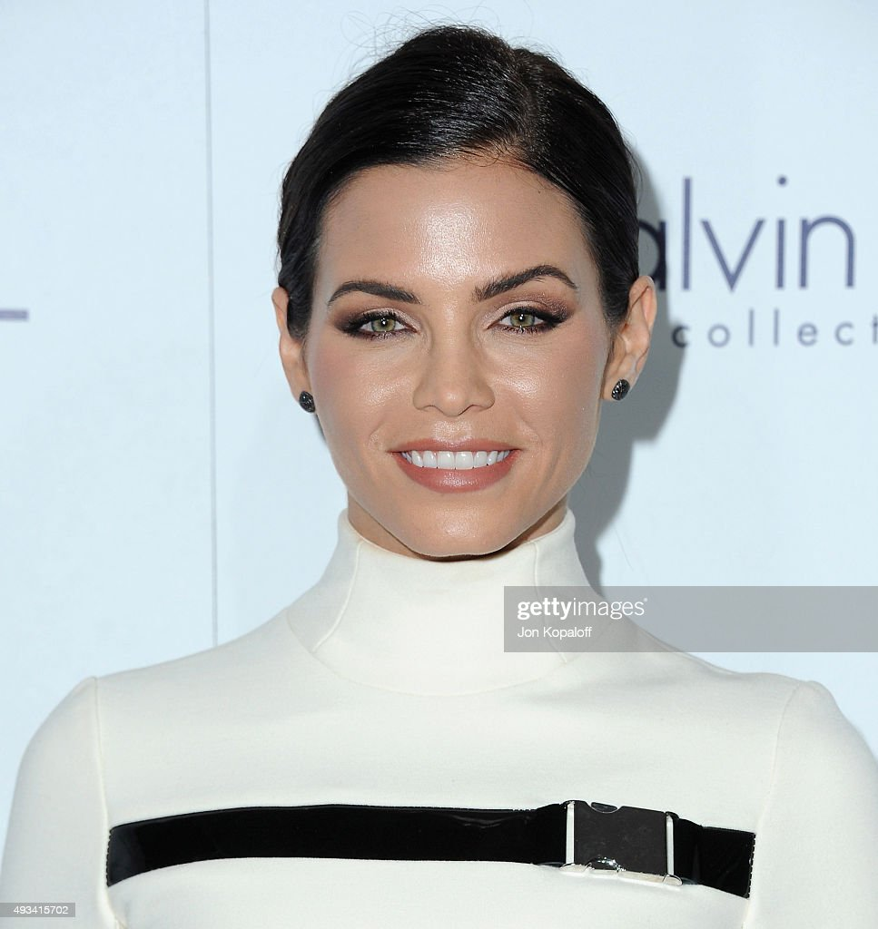 Actress Jenna Dewan Tatum arrives at the 22nd Annual ELLE Women In Hollywood Awards at Four Seasons Hotel Los Angeles at Beverly Hills on October 19...