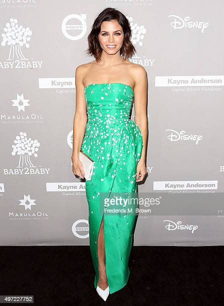 Actress Jenna Dewan Tatum attends the 2015 Baby2Baby Gala at 3LABS on November 14 2015 in Culver City California