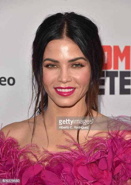 Actress Jenna Dewan Tatum attends the premiere of Amazon's 'Comrade Detective' at ArcLight Hollywood on August 3 2017 in Hollywood California