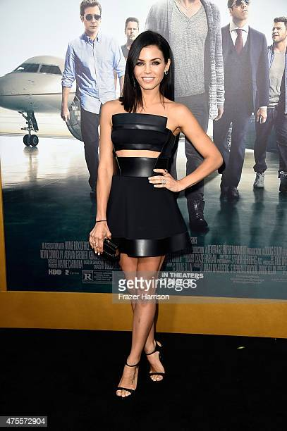 Actress Jenna Dewan Tatum attends the premiere of Warner Bros Pictures' 'Entourage' at Regency Village Theatre on June 1 2015 in Westwood California