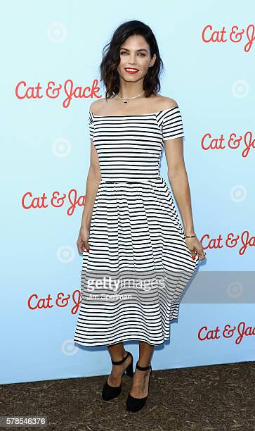 Actress Jenna Dewan Tatum attends the Target Launch of Cat and Jack brand at Brooklyn Bridge Park on July 21 2016 in New York City
